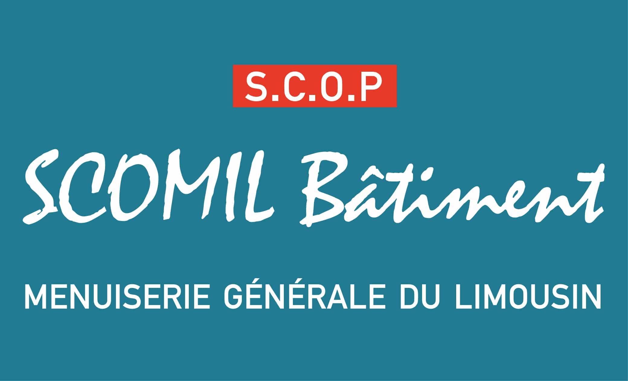 Nouvelles couleurs pour 2019 pour le logo de Scomil